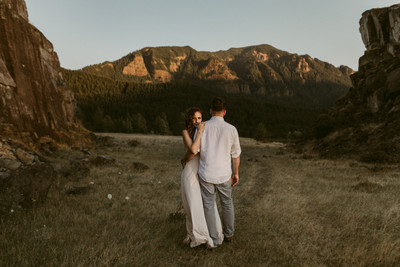 Ruth + Cole / Cascade Locks, OR