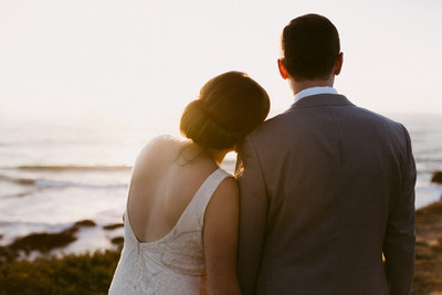Charlotte + Dwight / Bodega Bay, California